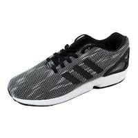 Adidas Men's ZX Flux Black/Black-White BY9429