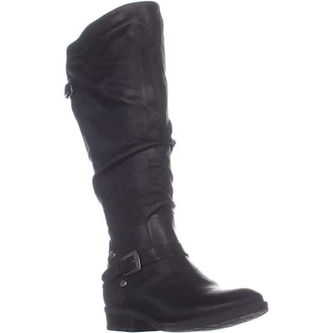 Bare Traps Womens Yanessa2 Closed Toe Knee High Fashion Boots