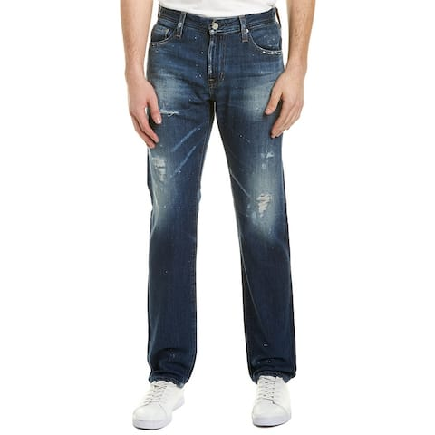 Ag Jeans The Matchbox 12 Years Cannes Slim Straight Leg