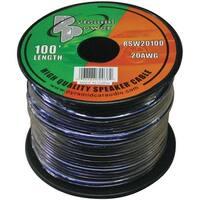 Speaker Wire Pyramid 20 Ga. 100 Ft. Purple