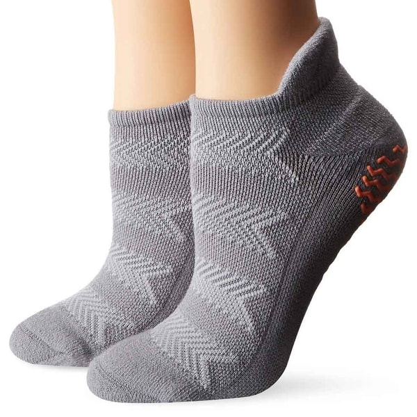 adidas Women's Studio No Show Socks (2 Pack) - One size