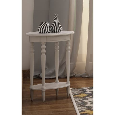Buy Oval Coffee Console Sofa End Tables Online At Overstock Our Best Living Room Furniture Deals
