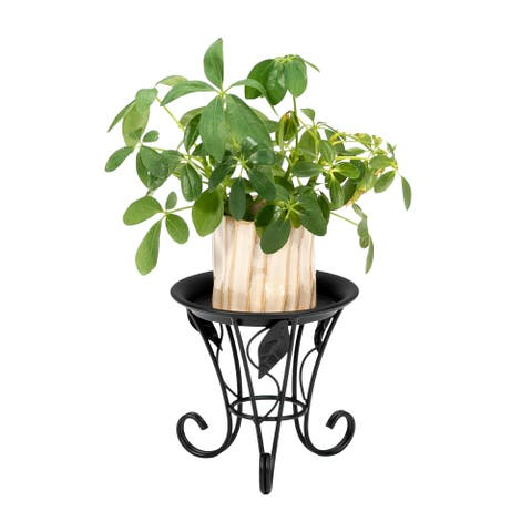 Tall Plant Stand Metal Flower Pot Holder