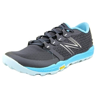 New Balance WT10 Women D Round Toe Synthetic Blue Trail Running