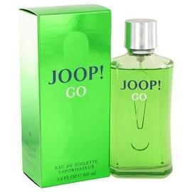 Joop Go by Joop! Eau De Toilette Spray 3.4 oz - Men