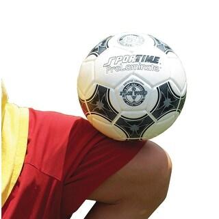 Sportime No 5 ProLaminate Soccer Ball