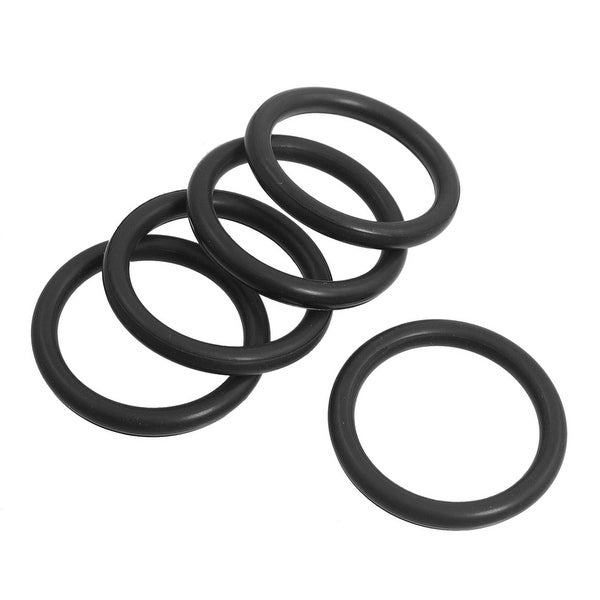 Shop 5 Pcs Sealing Washers Oil Filter O Rings 30mm X 3 5mm For