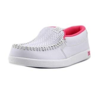 DC Shoes Villain Girl White/Pink