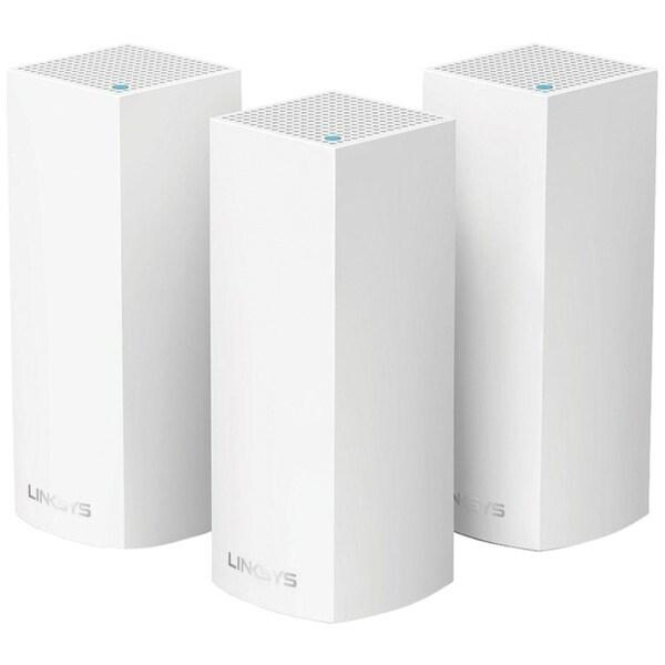 Linksys(R) WHW0103 Velop(R) Intelligent Mesh(TM) Wi-Fi(R) System (3 pk)