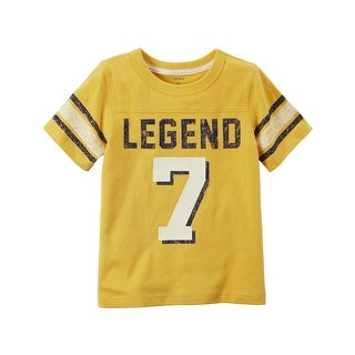 Carter's Little Boys' Legend Graphic Tee, 7 Kids