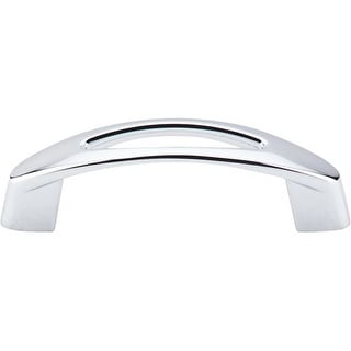Top Knobs M1771 Nouveau 3 Inch Center to Center Handle Cabinet Pull