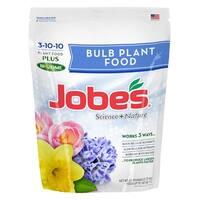 Jobes 59666 Easy Gardener Bulb Food, 13-10-10, 6 Lb