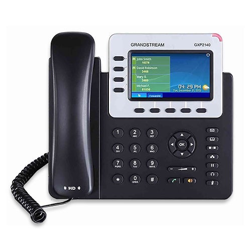 Grandstream GXP2140 4 Line VoIP Phone