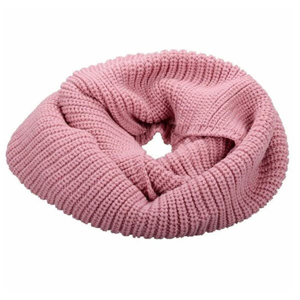 Women Knit Infinity Scarf Circle Loop Thick Neck Warm Scarf Gifts for Women Mom
