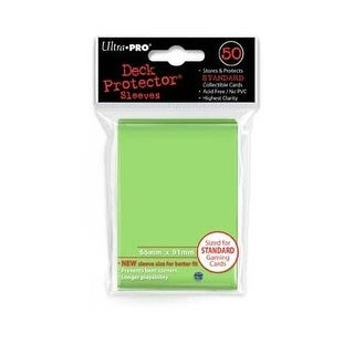 Deck Protector - Lime Green (50ct)