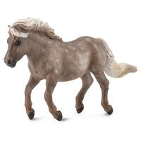 Breyer 1:18 Corral Pals Horse Collection: Silver Dapple Shetland Pony - multi