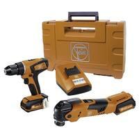 Fein 71901361090 Combo Power Reciprocating Saw, 12V, Cordless