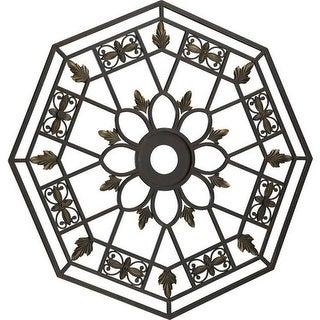 Quorum International 1509000 Marcela Ceiling Medallion - oiled bronze