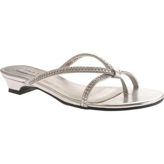 Touch Ups Women's Ashley Silver Metallic