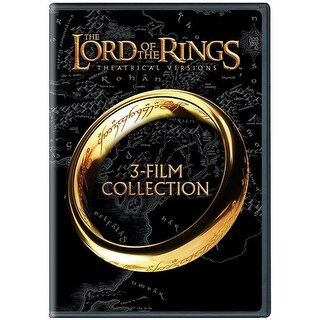 Lord of the Rings - Lord of the Rings: The Motion Picture Trilogy [DVD]