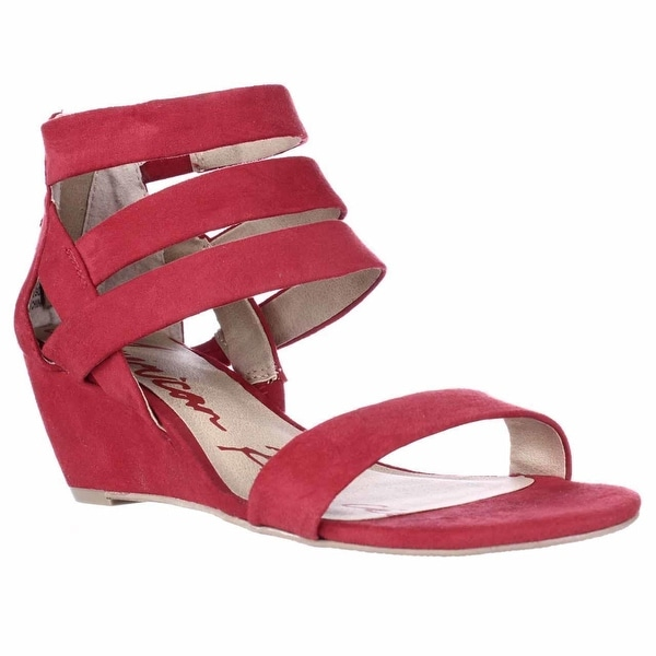 ea2117530788 Shop AR35 Casen Strappy Wedge Sandals