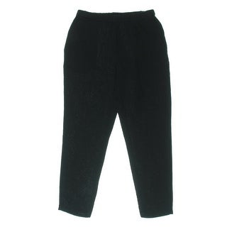 Eileen Fisher Womens Cotton Ankle Casual Pants - pp