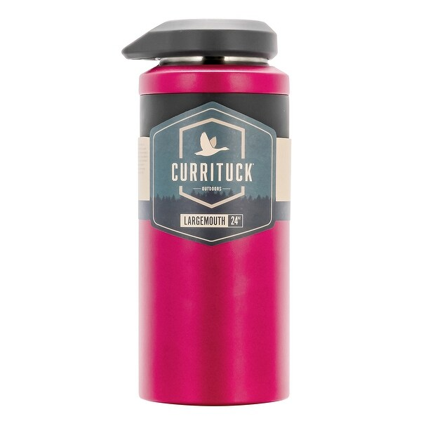 Camco currituck 24oz wide mouth raspberry
