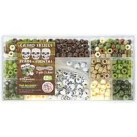 Camo Skulls - Bead Box Kit 6.25Oz