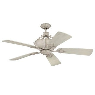 """Craftmade K11062 Wellington XL 54"""" 5 Blade Indoor Ceiling Fan with Blades Included"""