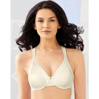 Bali Cool Conceal Minimizer Underwire Bra - Size - 36DD - Color - Pearl