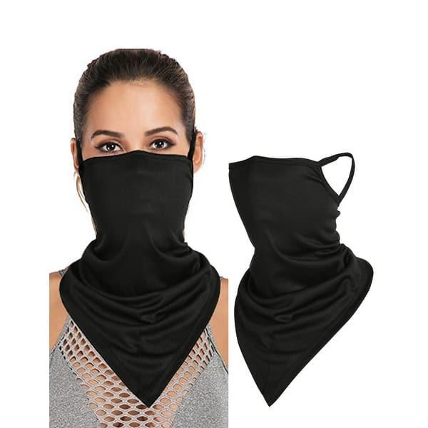 Bandana FACE MASK Cover Scarf Balaclava Neck Gaiter Reusable Washable Breathable