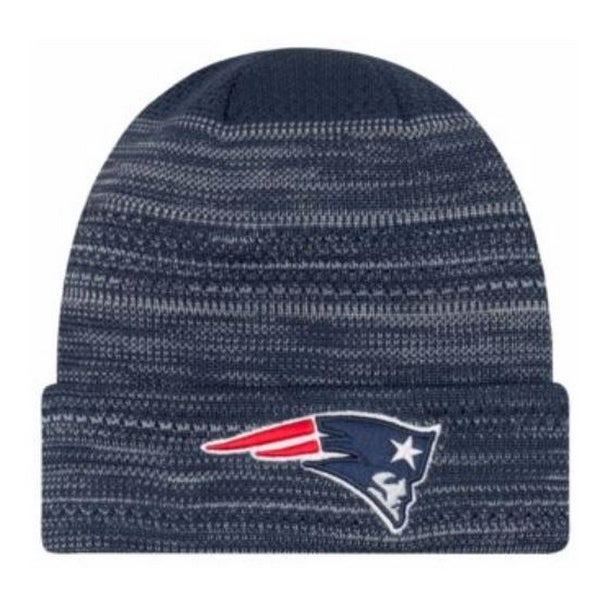 82f162d9fc7e93 Shop New Era New England Patriots NFL Knit Hat Cap Winter Beanie Skullcap  11460356 - Free Shipping On Orders Over $45 - Overstock - 18609186