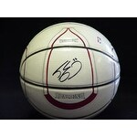 Signed ONeal Shaquille Miami Heat Jersey Ball autographed