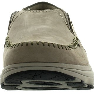 Mbt Mens Baraka Slip-On Walking Shoes