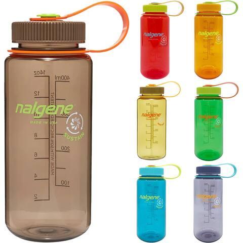Nalgene 16 oz. Wide Mouth Sustainable Water Bottle - 16 oz.