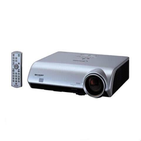 Sharp PG-MB60X DLP Conference/Classroom Series Projector -2500 Lumens XGA (Certified Refurbished)