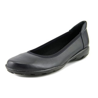 Vaneli Sport Arvel  W Round Toe Leather  Flats