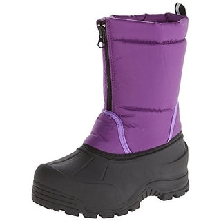 Northside Icicle Faux Fur Infant Girls Snow Boots