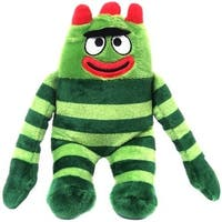 "Yo Gabba Gabba 7"" Talking Plush: Brobee - multi"