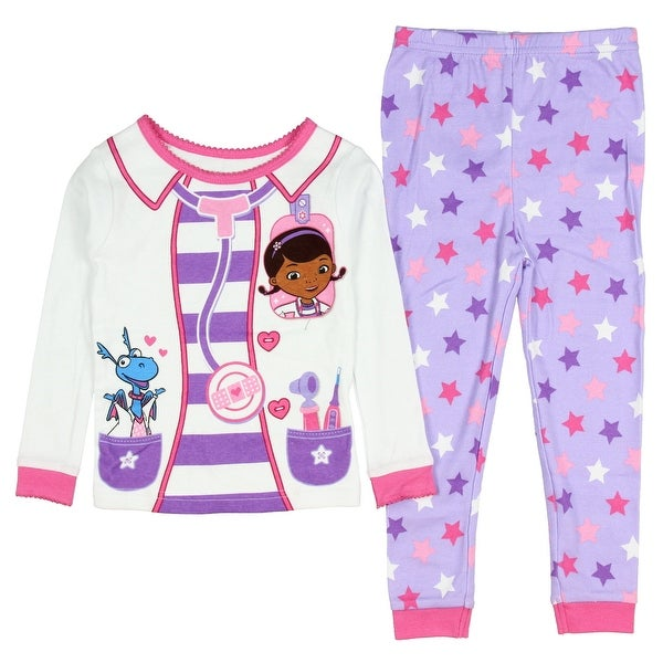 Disney Doc McStuffins Girls Pyjamas
