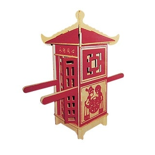 Children Chinese Sedan Chair Educational Jigsaw Puzzle
