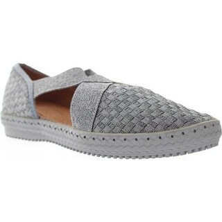 Bernie Mev Women's Layla Slip-On Pewter