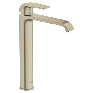 Grohe 23 869  Defined 1.2 GPM Vessel Single Hole Bathroom Faucet with SilkMove and EcoJoy Technologies