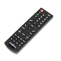 NEW OEM Insignia Remote Control Shipped With NS42D40SNA14, NS-42D40SNA14
