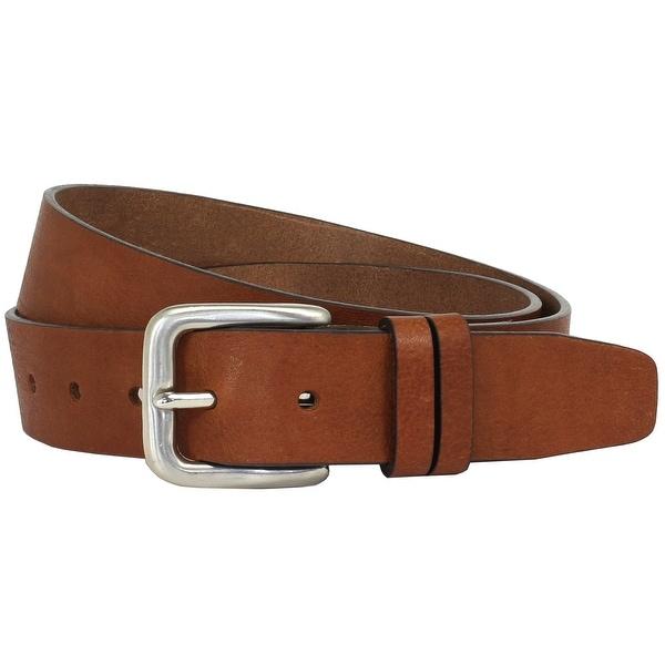 The British Belt Company Thistleton Italian Milled Leather 35mm Belt