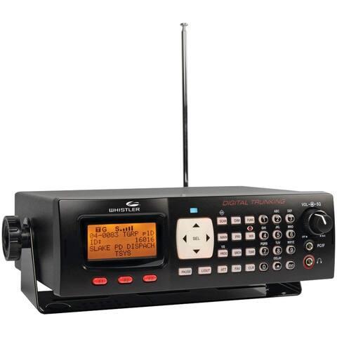 WHISTLER WHIWS1065B Whistler Ws1065 Digital Desktop-mobile Radio Scanner