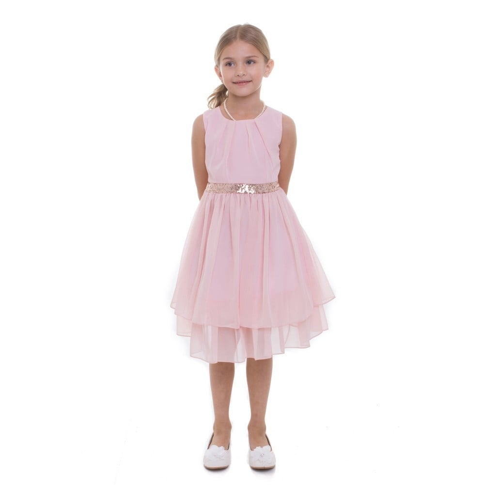 9b77bf7bc Buy Pink Girls' Dresses Online at Overstock   Our Best Girls' Clothing Deals