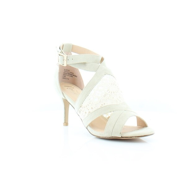 Nanette Lepore Bliss Women's Heels Natural