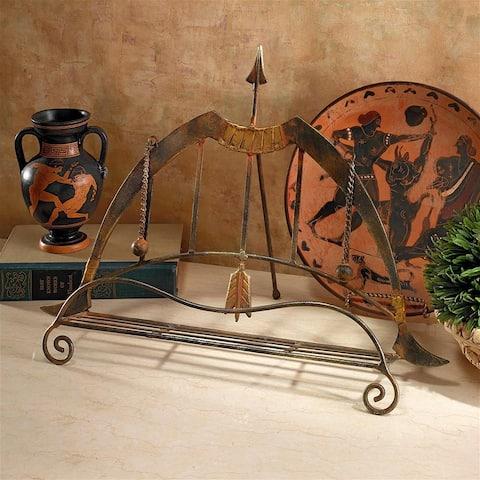 Design Toscano Ulysses Archers Metal Book Easel