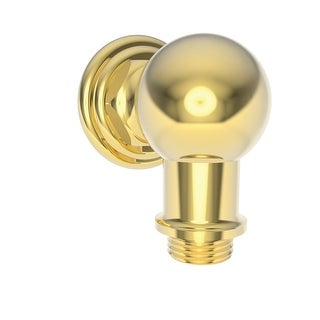 Newport Brass 285-1 Solid Brass Wall Mounted Supply Elbow for Hand Shower Hose